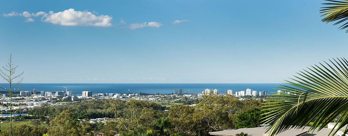 View from Endeavour Prize Home 423 Buderim House Rennovation Sunshine Coast
