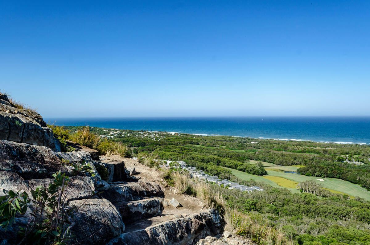 Photo of Mount Coolum view