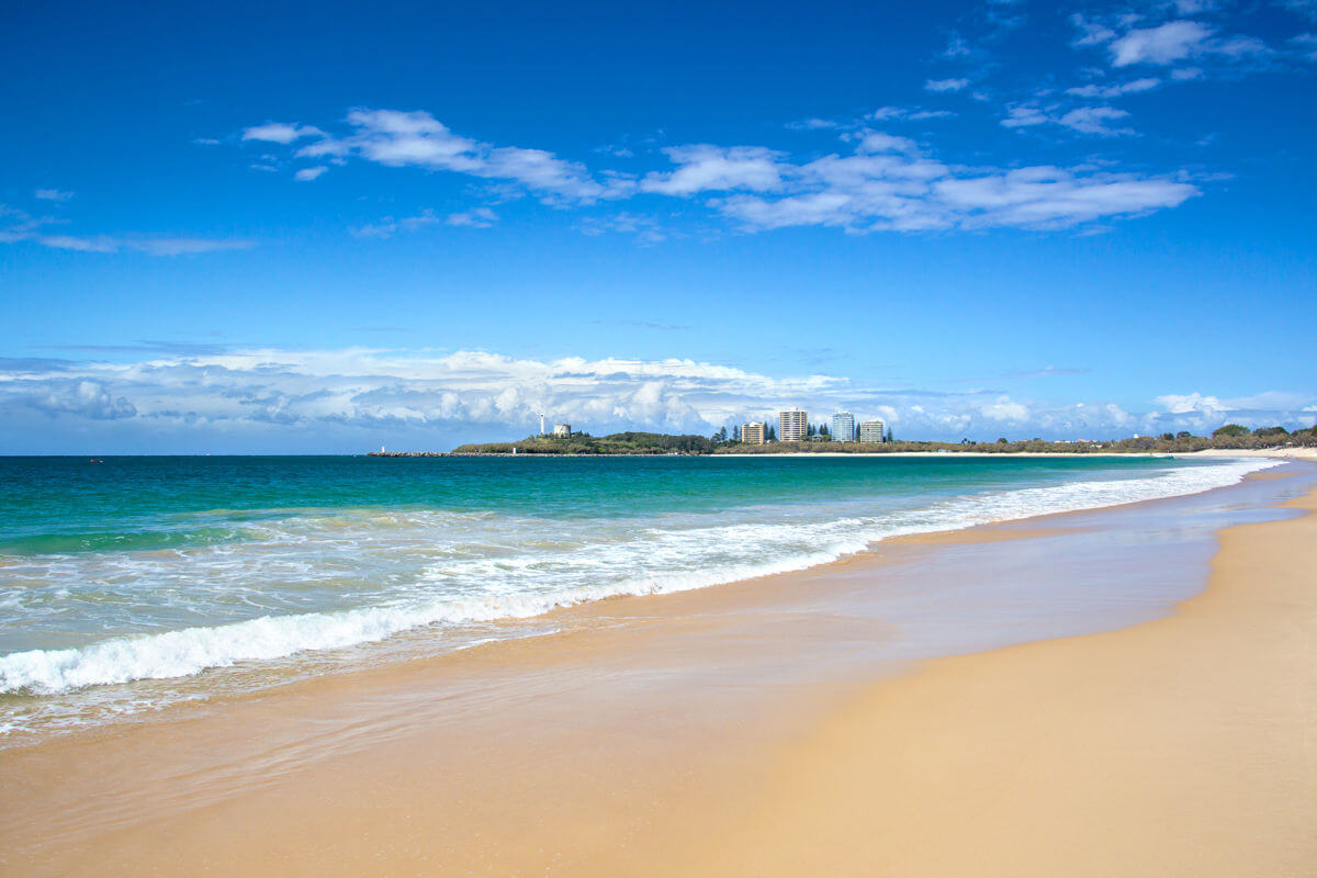 Photo of Sunshine Coast beach