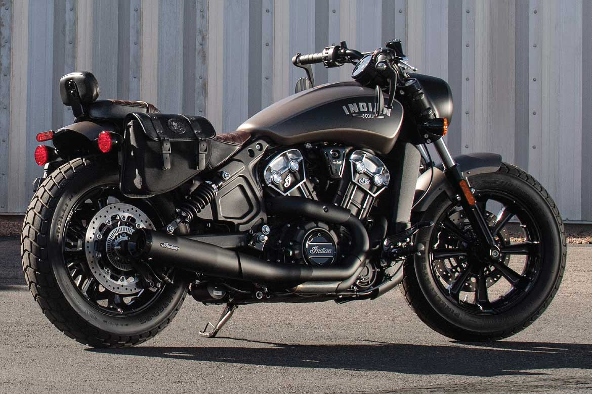 Indian Scout Motorcycles