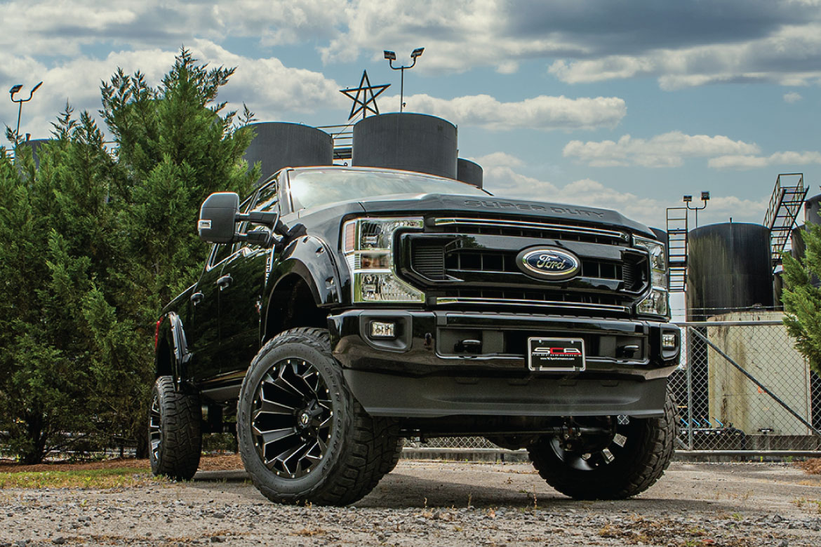 Win a Ford F250